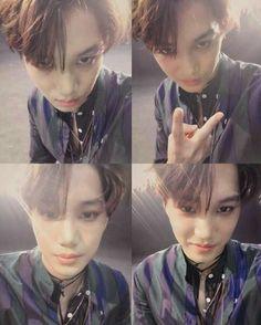 I swear at some angles Kai looks like Suho! Baekhyun, Kaisoo, Exo Kai, 2ne1, Btob, Exo Dancing King, Rapper, Kim Jong Dae, Ko Ko Bop