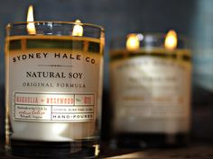 Sydney Hale Co. is a family owned fragrance house making small-batch candles out of Arlington, VA.  The subtle and unique fragrances are hand-blended in soy wax from American-grown beans and thoughtfully packaged in stylish, reusable containers.  To continue to give back to the community, 10% of each of our sales go to animal rescue !
