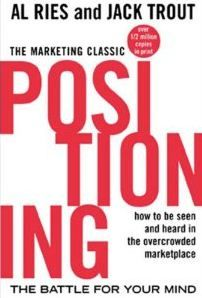 List of the Best Marketing Books Ever - Positioning by Al Ries