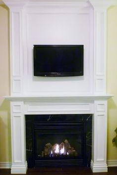 photo of New Mantel from a AM Group Studio review | Via HomeStars