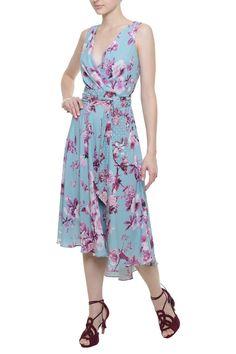 Vestido Crepe Mullet Florence