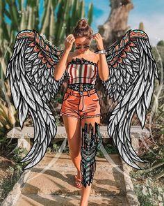 Ideas Digital Art Tutorial Procreate For 2019 - Art Digital Art Photography, Photography Illustration, Girl Photography Poses, Photoshop Photography, Photo Illustration, Creative Photography, Time Photography, Photo Manipulation, Photo Editing