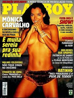 Playboy (Brazilian Edition) July 2001
