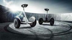 Chinese company Xiaomi has launched a small Segway device, the Ninebot mini. Will be initially introduced to China, then Europe and Probably in 2016 to the USA.  I NEED ONE, NOW.