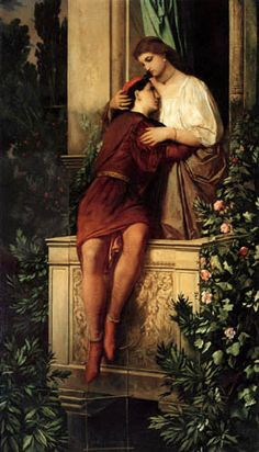 Romeo and Juliet by Unknown Artist7