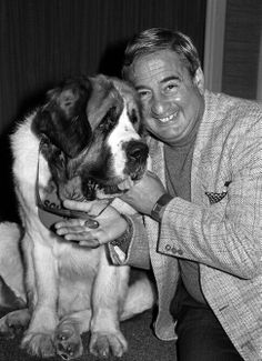 Bernie Winters, born Bernie Weinstein (6 September 1932 - 4 May 1991), was an English comedian and the comic relief of the double act Mike and Bernie Winters with his older brother, Mike. He later performed solo, often with the aid of his St. Bernard dog, Schnorbitz. Following his death, he bequeathed Schnorbitz to showman Richard De Vere. Bernie died from Stomach cancer, 4 May 1991 aged just 58.