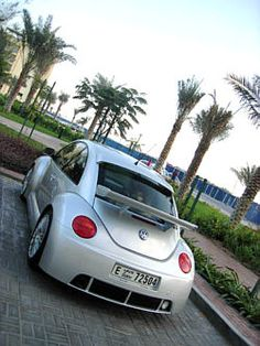 My Millennium Cup Beetle from Dubai - I miss that car!