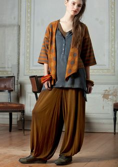 Blouse in modal & viscose – Blouses & waistcoats – GUDRUN SJÖDÉN – Webshop, mail order and boutiques | Colourful clothes and home textiles in natural materials.