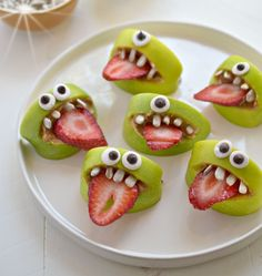 silly snack apple smile bites recipe