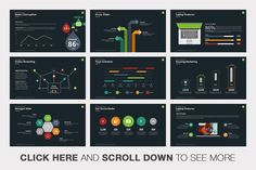 Exchange Powerpoint Template by Slidedizer on @creativemarket