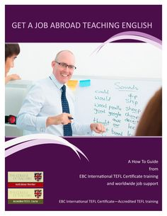 Get a job abroad teaching English – a How To Guide