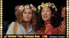 "DIANE LANE..""Under The Tuscan Sun ""...2003 