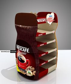 Nescafe & coffee-mate