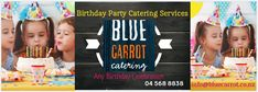Engage Blue Carrot Catering to create perfect occasions. We specialize in office catering, corporate catering, wedding catering and private catering of any style.