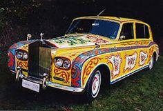 El Auto de John Lennon