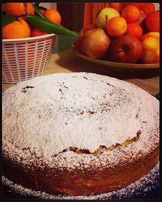 Ma una torta all'arancia?