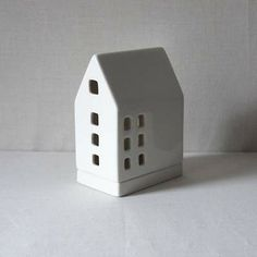 Tiny house tealight holder.