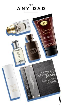 Father's Day Gift Inspiration: #SEPHORA COLLECTION The Leading Man Fragrance Sampler for Him #FathersDay #Gifts #GiftIdeas