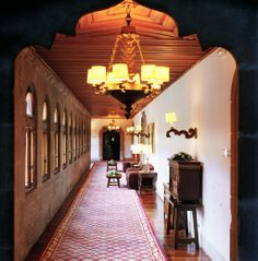Parador de Santiago, one of the most luxurious hotels among all Paradores