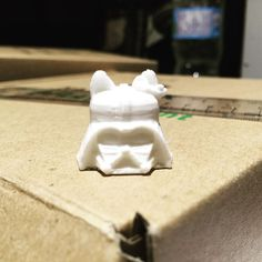 Something we liked from Instagram! Don't think we forgot about our female demographic! 3D printed Darth Kitty  #Gosu #hellokitty #starwars #darthvader #gift #christmas #business #3d #3Dprint #3Dprinter #3Dprinting by gosu3dprinting check us out: http://bit.ly/1KyLetq
