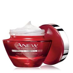 stay beautiful : Anew Reversalist Complete Renewal Night Cream