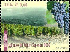 2012 - Made in Italy: vini DOCG -  Aglianico del Vulture superiore