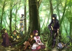 21 Anime Forest Pc Wallpaper- Fantasy Forest Elves Tales Of Vesperia Anime S. Forest Wallpaper Iphone, Hd Wallpaper, Tales Of Phantasia, Fantasy Forest, Dark Forest, Tales Of Vesperia, Tales Series, Elves, Forest Background