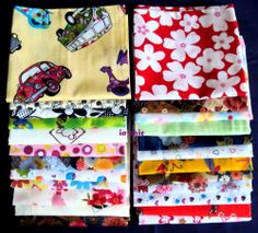 Pretty Handmade Cushion Cover 12ins x 12ins - Many Designs