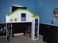 Kason's new Toy Story Bedroom - picture # 1