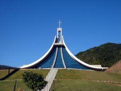 Santuário de Santa Paulina / HS Arquitetos