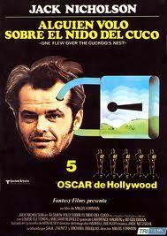 Dura. Magnífica interpretación de Jack Nicholson y de todo el reparto de actores. Cinco oscars (los más importantes). Imprescindible para todos los amantes del cine.