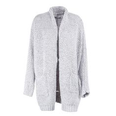 e106dc2ea4 Casual Knitted Long Cardigan. Cardigan FashionSweaters For WomenWinter  SweatersSweater ...