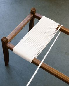 HACK THIS // Woven Bench DIY   brittanyMakes