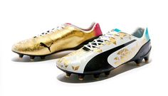 Puma Celebration Pack! Black and gold!