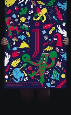 Poster J