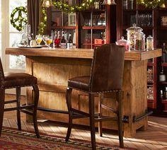 Rustic Ultimate Bar | Pottery Barn