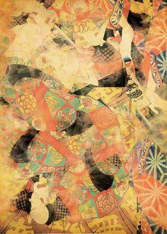 COLLAGE DIGITAL 2010 on Behance