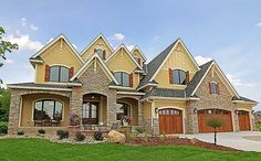 Plan No: W73356HS Style: Northwest, Craftsman, Traditional, Exclusive Total Living Area: 6,342 sq. ft. Main Flr.: 2,363 sq. ft. 2nd Flr: 2,213 sq. ft. Lower Level: 1,766 sq. ft. Basement Unfinished: 290 sq. ft. Bedrooms: 5 Full Bathrooms: 4 Half Bathrooms: 1.... The dream