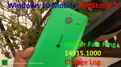 nice windows 10 mobile redstone 2 insider latest build 14915.1000 Review(Fixes,Improvement,Known Issues) Check more at http://gadgetsnetworks.com/windows-10-mobile-redstone-2-insider-latest-build-14915-1000-reviewfixesimprovementknown-issues/