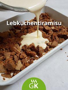 Tiramisu, Cereal, Food And Drink, Breakfast, Desserts, Cacao Powder, Souffle Dish, Ginger Beard, Dessert Ideas