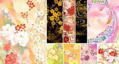 「伝統文様 和柄・和風デザイン用素材集紹介」粋屋-日本の伝統文様と伝統色