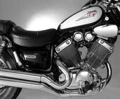 Yamaha Virago 535 | by Fabio Riesemberg