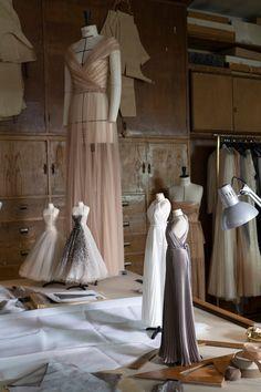 Dior Haute Couture, Couture Week, Couture Fashion, Jeanne Lanvin, Pierre Balmain, Student Fashion, School Fashion, Fashion Sewing, Fashion Dolls