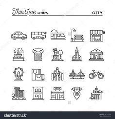 icons of city sounds - Sök på Google