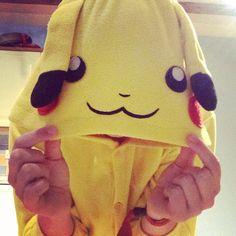 always your little Pikachu