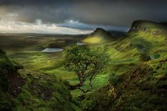'Trotternish Ridge, Isle of Skye #Scotland #photography  by Jamie Fox""