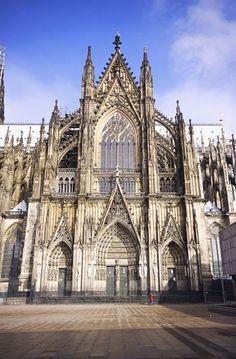 Kölner Dom (Cologne Cathedral) // Germany