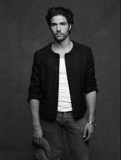 Chanel little black jacket by Tahar Rahim