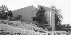 Casa do concello de Pontecesures | César Portela (1975)