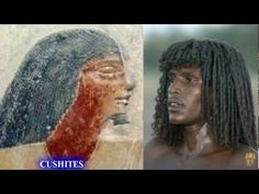 Modern Egyptian Christian Copts are the pure Descendants of Ancient Egyptians. Ancient Egyptians were North African Caucasians not East Africans or West Africans , Egypt is located between North Africa and Levant to be exact ( Par. Egyptian Hairstyles, African Hairstyles, African Culture, African History, Ancient Aliens, Ancient Egypt, Ancient World History, Black History Facts, African Tribes